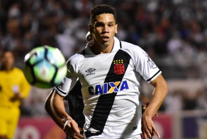 Paulinho é a principal revelação do Vasco