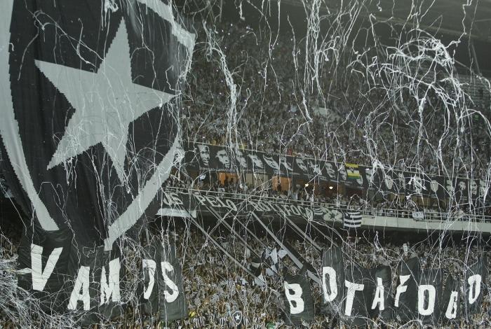 Botafogo pode ganhar patrocinador milionário