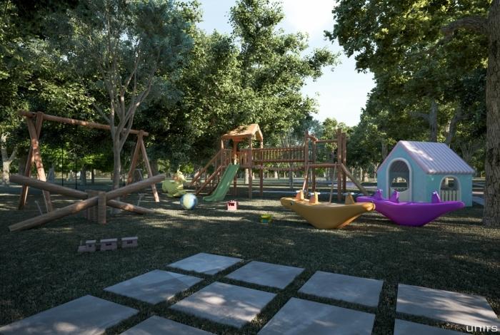 Para evitar qualquer tipo de acidente, é recomendável que o playground tenha regras e orientações para o uso