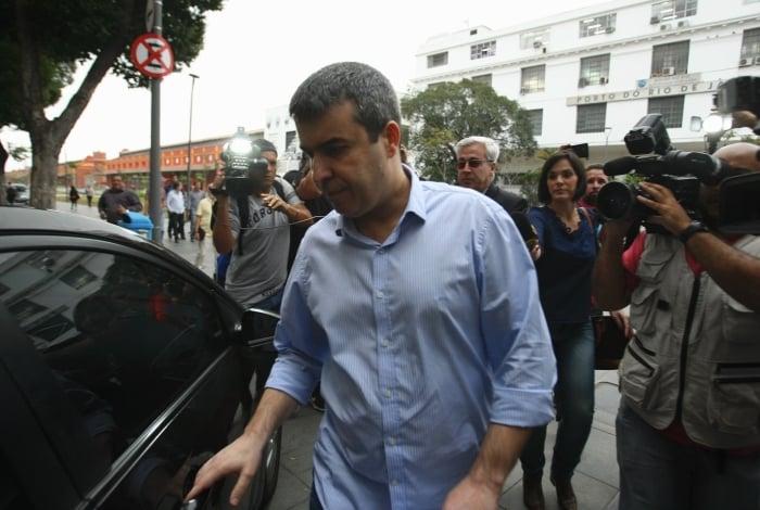 Ex-deputado Rodrigo Bethlem tem poder em nomeações na prefeitura