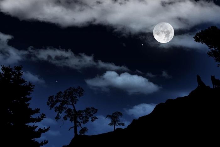 Simpatia, lua