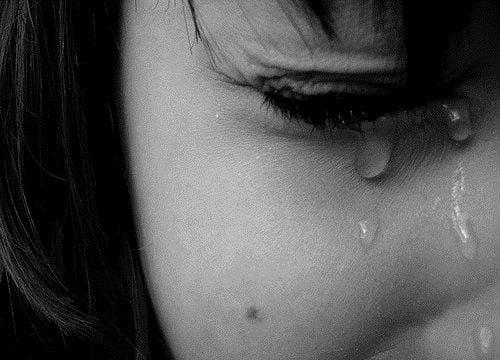 Simpatia, lágrimas, chorar