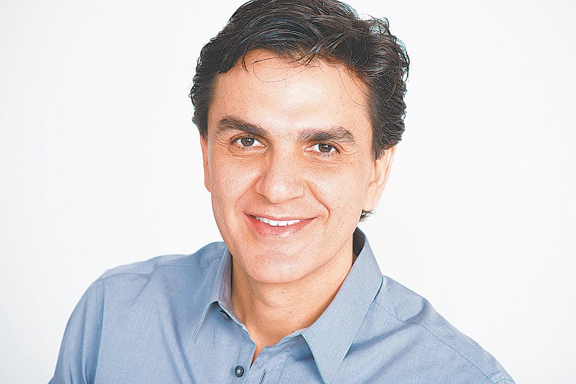 Gabriel Chalita, colunista do DIA