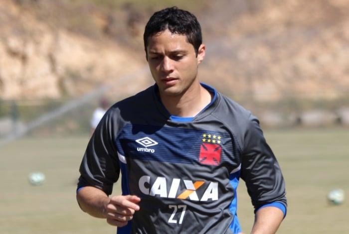 O jogador do Vasco da Gama, Anderson Martins. Foto - Nelson Costa / Vasco.com.br