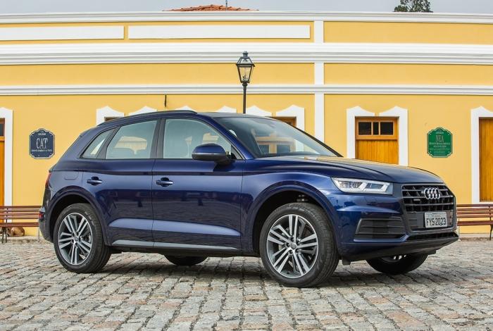 O Audi Q5 já está disponível no Brasil com motor 2.0 turbo de 252 cv