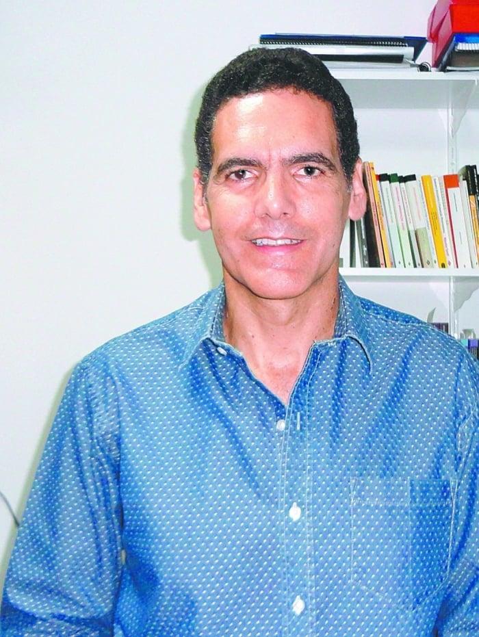 Eugênio Cunha, colunista do DIA