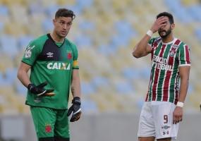 21/08/2017 - ATAQUE - Fluminense X Vasco jogam neste sabado pela 22 rodada da Serie A do Campeonato Brasileiro, no estadio Maracana, no Rio de Janeiro  Foto: Daniel Castelo Branco / Agencia O DIA