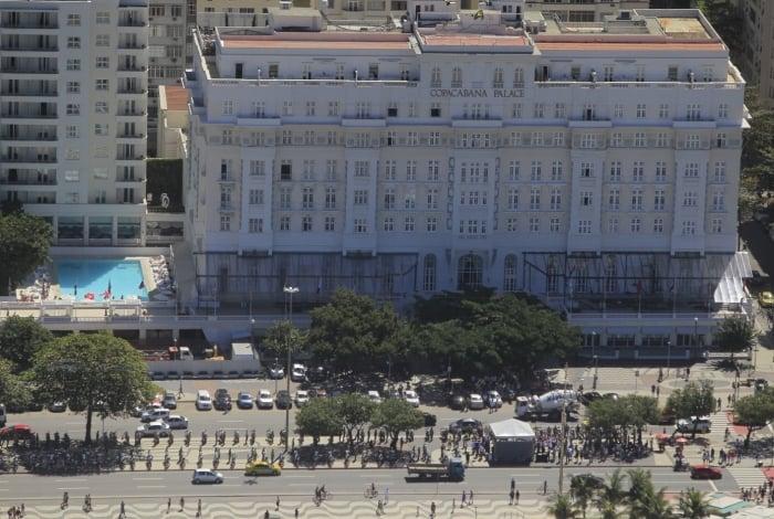 Louis Vuitton compra rede de hotéis dona do Copacabana Palace