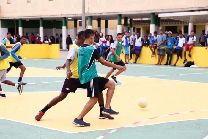 Os Jogos Estudantis de Campos vão ter um total de nove modalidades esportivas  quatro coletivas e cinco individuais
