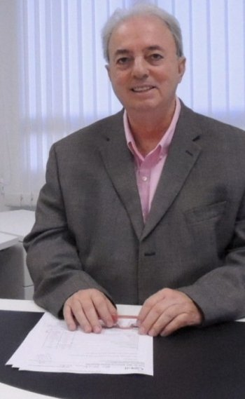 Nilo S�rgio Felix, secret�rio estadual de Turismo, colunista do DIA
