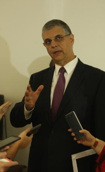 Gustavo Barbosa destacou assinatura da recupera��o fiscal