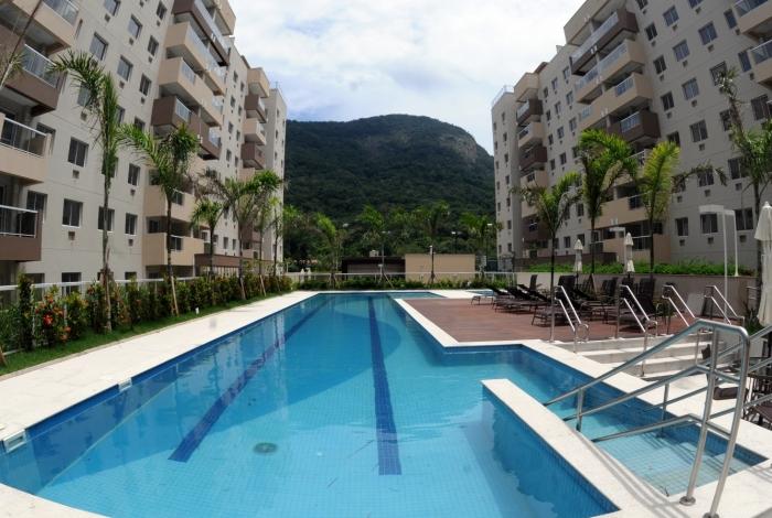 Condomínio do Luar do Pontal, que já está pronto para morar, também pode ser financiado diretamente com a construtora