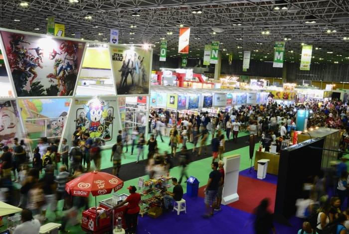 Bienal Internacional do Livro Rio terá novidades em 2019