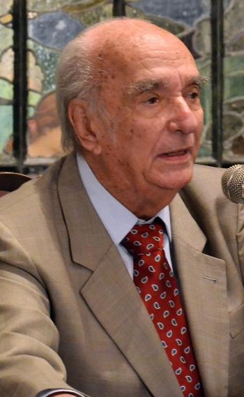 Candido Mendes, colunista do DIA