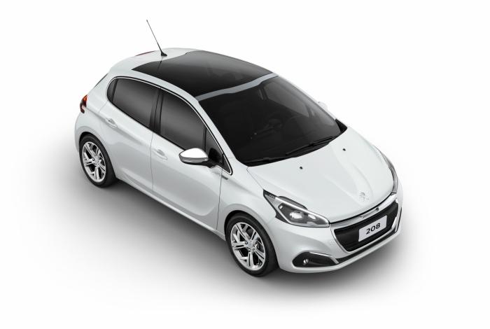 O Peugeot 208 é um dos modelos que podem ser equipados com o motor 1.2L