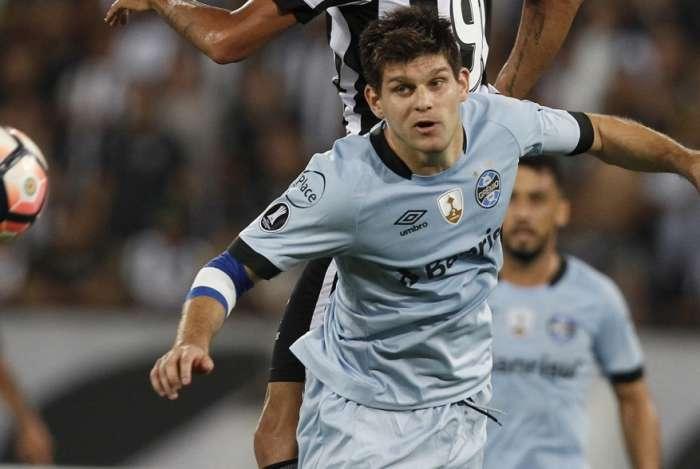 Kannemann ficará no Grêmio
