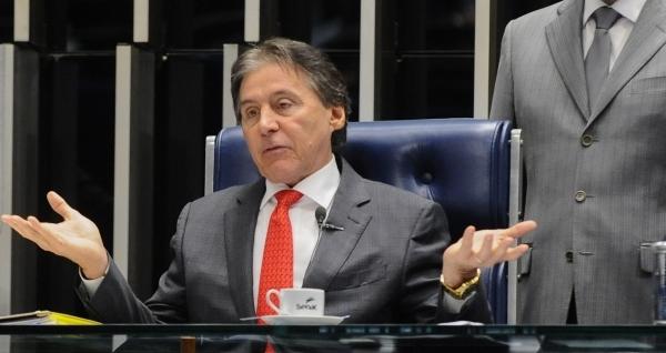 Alvos de Operação Tira-Teima, da PF, são pessoas supostamente ligadas ao senador Eunício Oliveira (MDB), presidente do Senado.