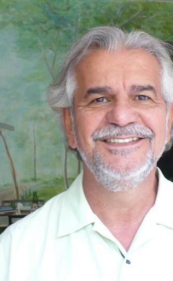 Lu�s Pimentel, colunista do DIA