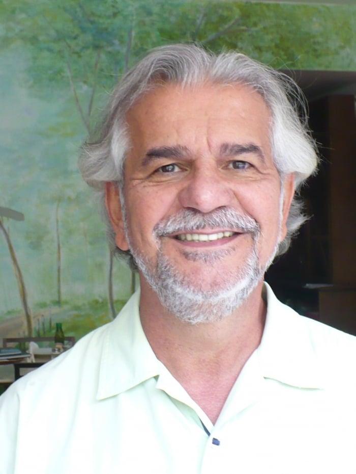 Luís Pimentel, colunista do DIA
