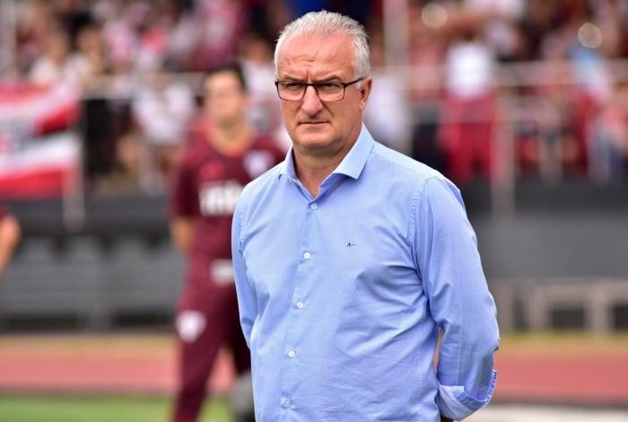 Dorival Junior é o novo técnico do Flamengo