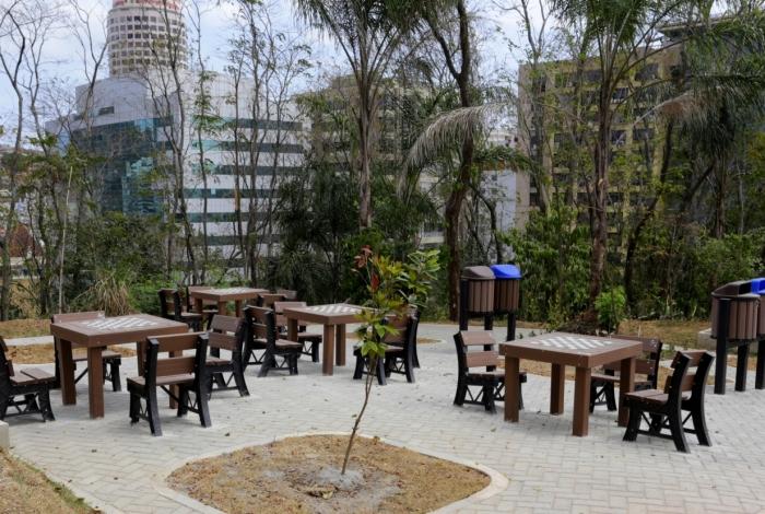 parque das águas niterói