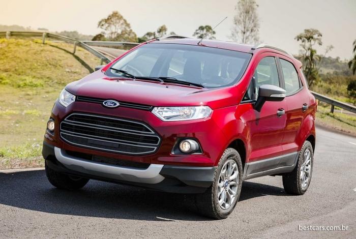 O Ford EcoSport é o modelo do cliente Lusia Silva. Ele reclama do preço cobrado pela Topfor na revisão dos 20 mil km, onde teriam inserido serviços não solicitados