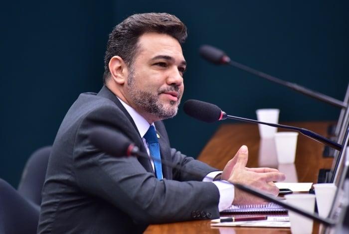 Deputado e pastor Marco Feliciano (PODE-SP)