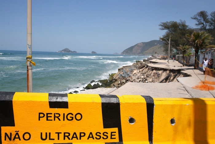 Desabamento da Ciclovia Tim Maia deixou dois mortos