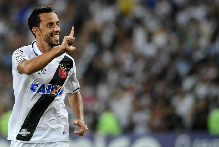 Nenê disputou 132 jogos com a camisa do Vasco