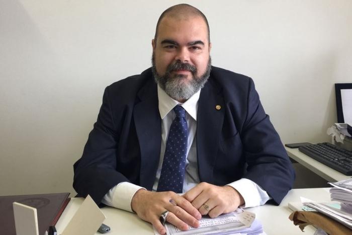 Paulo Roberto Mello Cunha, promotor de Justiça