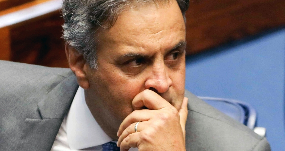 Defesa do senador Aécio Neves atribui o aumento à valorização do patrimônio