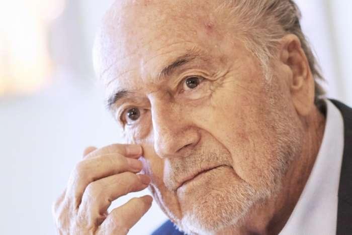 Blatter falou sobre a atual gestão da Fifa