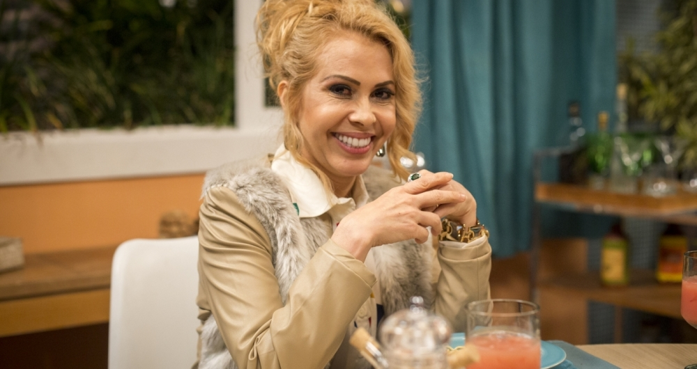 Joelma no 'Adnight Show'
