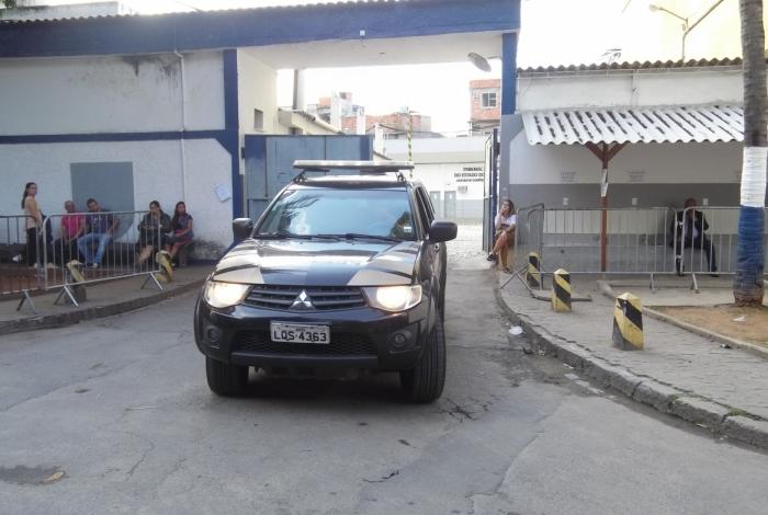 Antigo Batalhão Especial Prisional foi reformado para receber presos da Lava Jato. Ex-secretário de Cabral será responsável pela videoteca