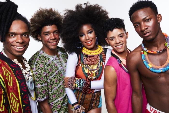O Dream Team do Passinho faz show amanhã com sucessos do CD 'Aperta o Play' (2015) e músicas novas