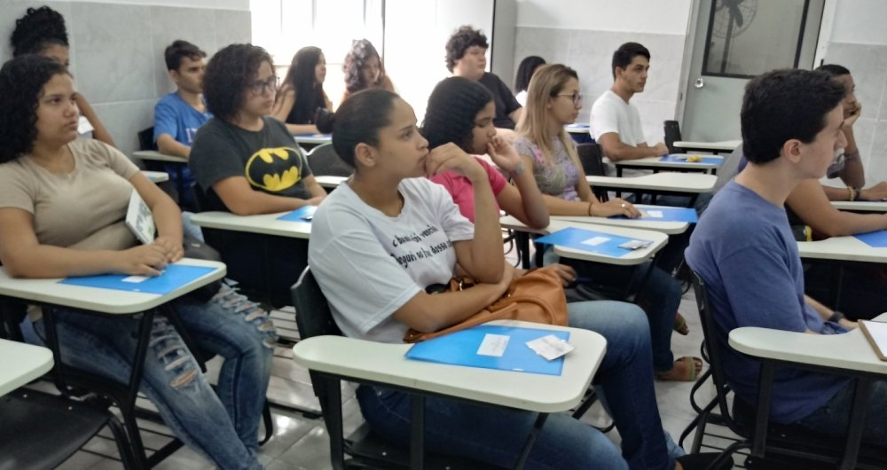 Curso de coaching na Casa do Trabalhador da Ilha do Governador