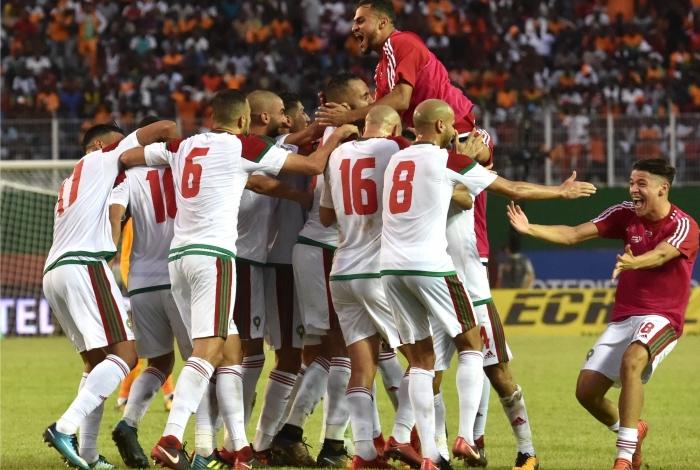 Seleção de Marrocos estará na Copa após 20 anos