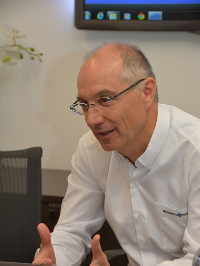 Helder Molina, da Mogeral Aegon: 'tecnologia é fundamental'