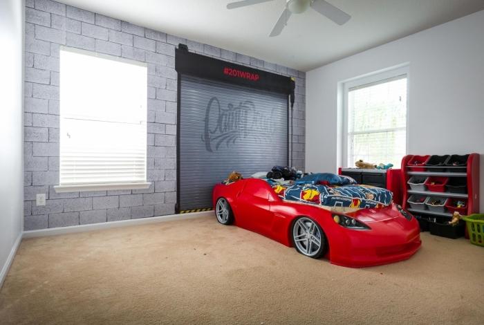 Opções de ambientes com os adesivos  que deixam a casa personalizada e estilosa
