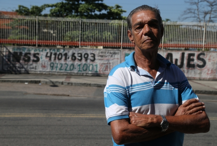 Antonio Carlos de Oliveira Reis, 67 anos