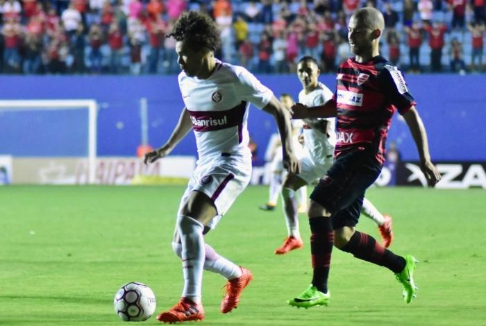 Camilo pode acertar com o Fluminense