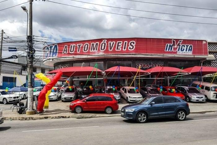 O leitor Rogério Gonçalves recebeu ajuda dos vendedores da multimarcas Invicta e conseguiu concluir financiamento