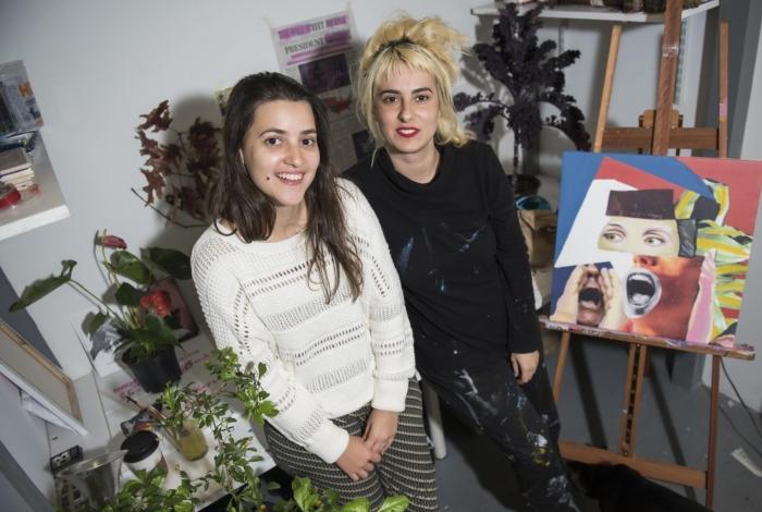 As brasileiras Cristina e Marcela se destacam nos negócios nos EUA