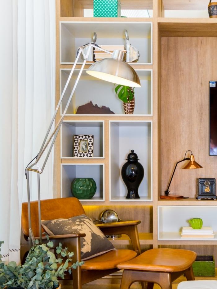 Para se inspirar e transformar imóvel compacto em ambientes modernos e aconchegantes