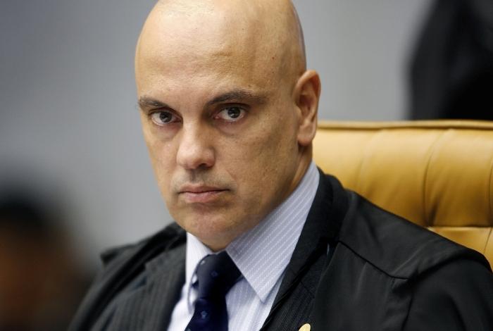 Ministro do Supremo Tribunal Federal (STF), Alexandre de Moraes