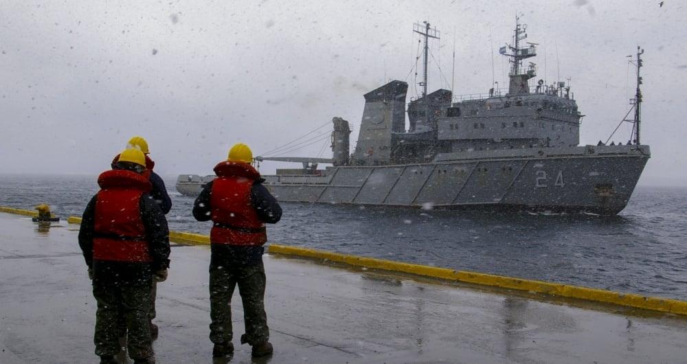 Buscas pelo submarino argentino ARA San Juan prosseguem
