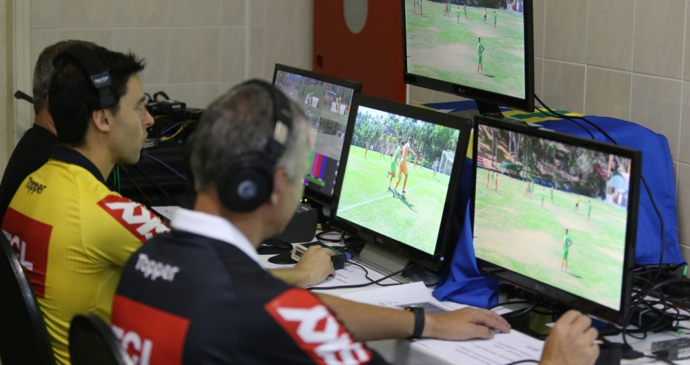 Copa terá árbitro de vídeo