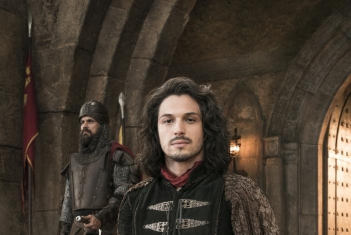 Afonso (Rômulo Estrela) em 'Deus Salve O Rei'