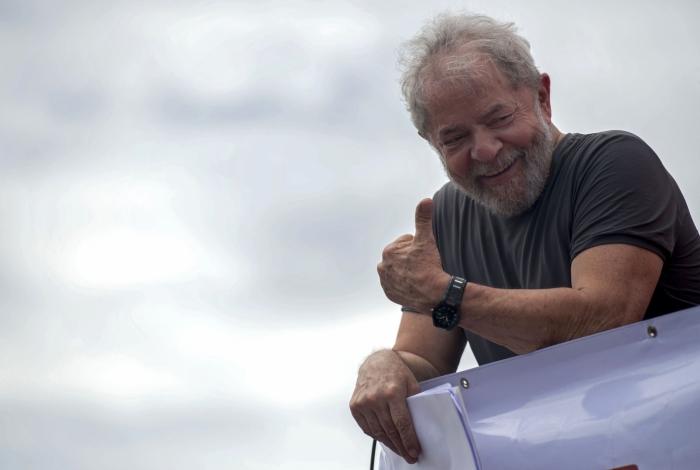 Lula visitou o Comperj ontem