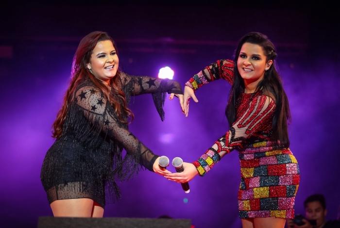 Maiara & Maraisa  -  entre os Melhores de 2017 na Música